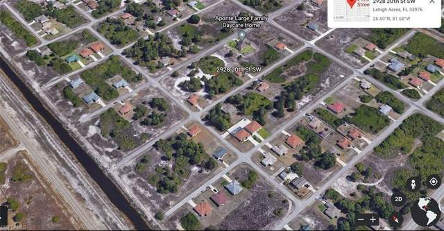 2928 20th Street SW, Lehigh Acres, FL 33976 (MLS #220061047) :: #1 Real Estate Services