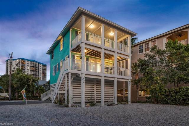4601 Estero Boulevard, Fort Myers Beach, FL 33931 (#220061115) :: Jason Schiering, PA
