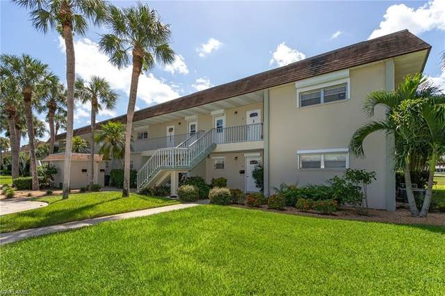 1707 Golf Club Drive #7, North Fort Myers, FL 33903 (#220061118) :: Jason Schiering, PA