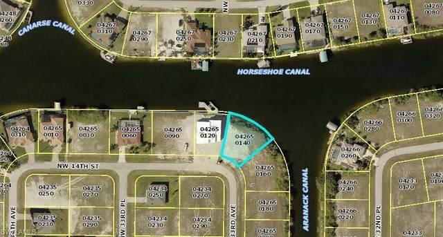 1257 NW 33rd Avenue, Cape Coral, FL 33993 (MLS #220061148) :: Clausen Properties, Inc.
