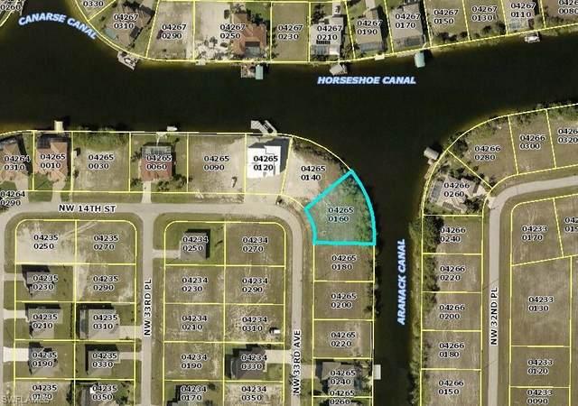 1253 NW 33rd Avenue, Cape Coral, FL 33993 (MLS #220061150) :: Clausen Properties, Inc.