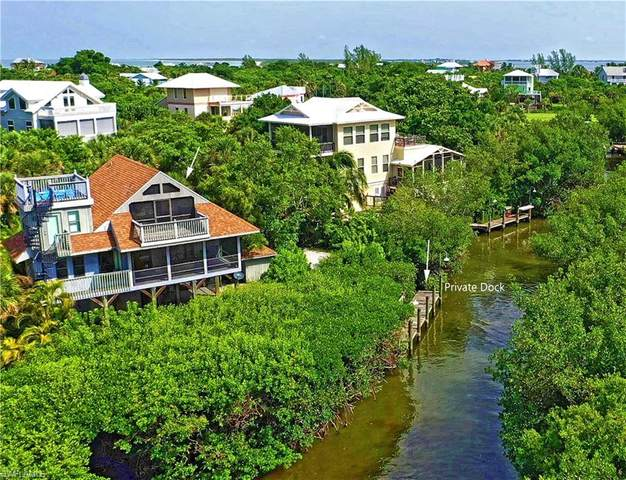 341 Spanish Gold Lane, Upper Captiva, FL 33924 (MLS #220061211) :: Kris Asquith's Diamond Coastal Group