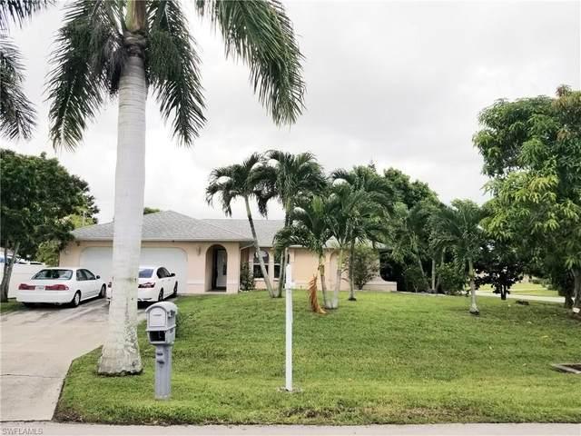 1721 SE 21st Terrace, Cape Coral, FL 33990 (MLS #220061256) :: Premier Home Experts