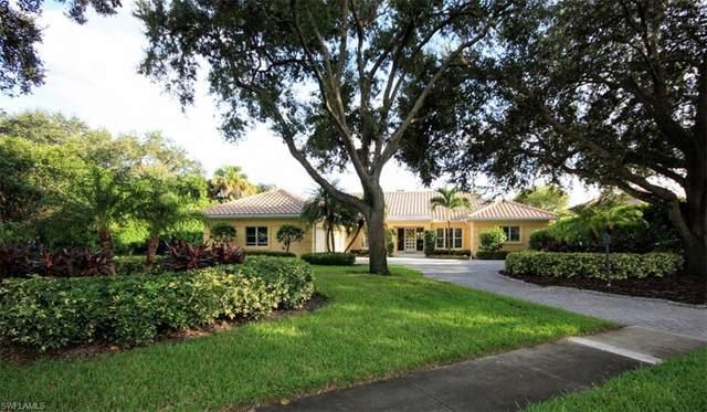 297 Monterey Drive, Naples, FL 34119 (#220061258) :: The Dellatorè Real Estate Group