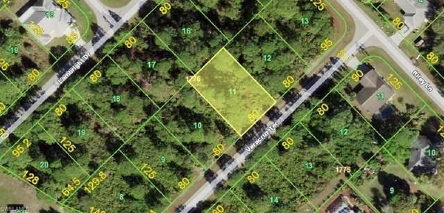 5531 Veracruz Terrace, Port Charlotte, FL 33981 (MLS #220061383) :: NextHome Advisors