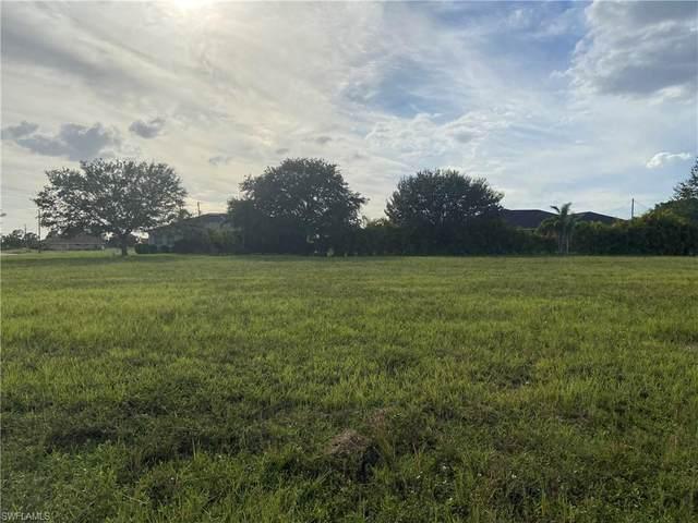 1508 El Dorado Boulevard N, Cape Coral, FL 33993 (MLS #220061389) :: Team Swanbeck