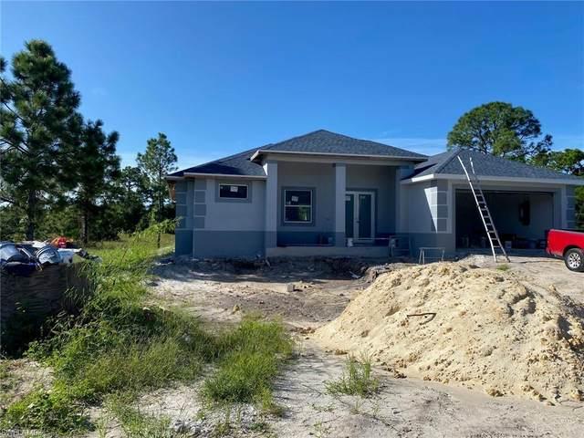 826 Cervantes Street E, Lehigh Acres, FL 33974 (MLS #220061422) :: Florida Homestar Team