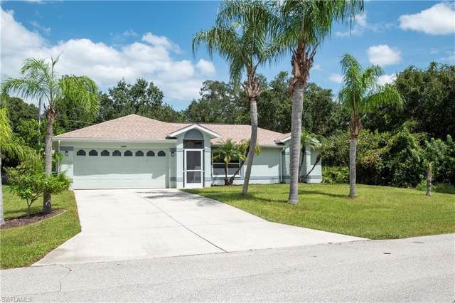 1056 Fleetwood Drive NW, Port Charlotte, FL 33948 (#220061458) :: Jason Schiering, PA