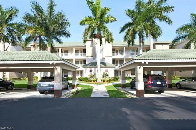 17110 Bridgestone Court #101, Fort Myers, FL 33908 (MLS #220061533) :: Kris Asquith's Diamond Coastal Group