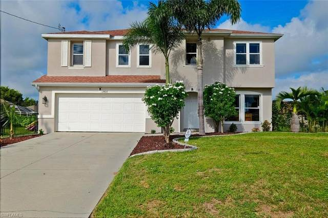 2422 NW 19th Place, Cape Coral, FL 33993 (MLS #220061542) :: NextHome Advisors