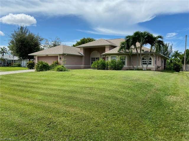 2236 SW 14th Place, Cape Coral, FL 33991 (MLS #220061570) :: RE/MAX Realty Team