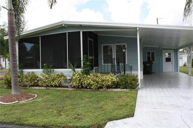 39 Coves End Drive, Fort Myers, FL 33908 (MLS #220061630) :: Eric Grainger | Engel & Volkers