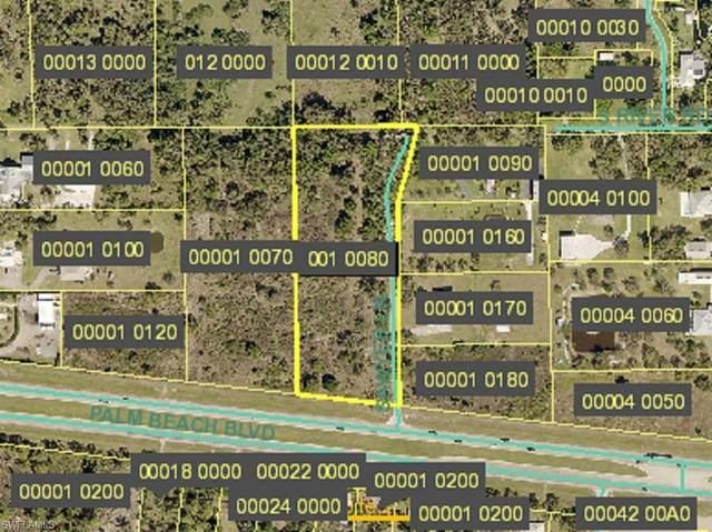 2050 Sawyer Lane, Alva, FL 33920 (MLS #220061663) :: Eric Grainger | Engel & Volkers