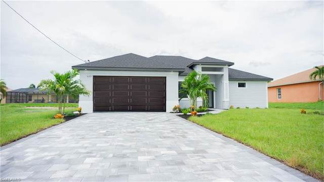 507 NW 7th Terrace, Cape Coral, FL 33993 (MLS #220061702) :: RE/MAX Realty Group