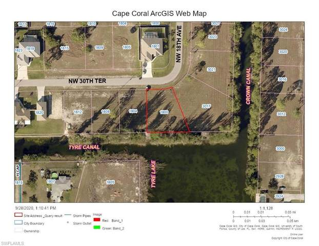 1800 NW 30th Terrace, Cape Coral, FL 33993 (MLS #220061761) :: RE/MAX Realty Team