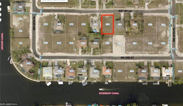 3736 SW 1st Lane, Cape Coral, FL 33991 (MLS #220061776) :: RE/MAX Realty Team
