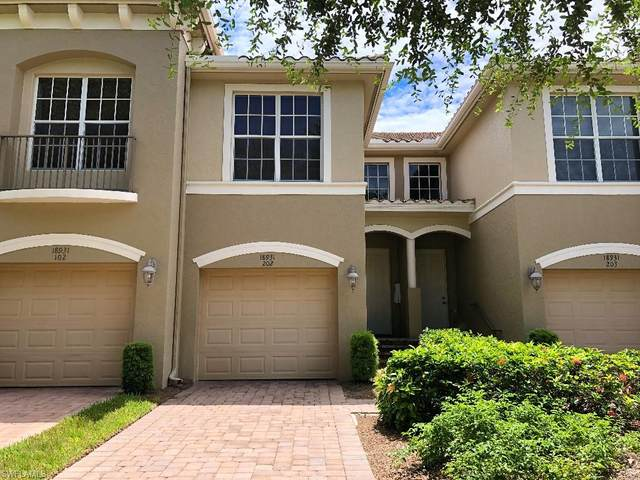 18931 Bay Woods Lake Drive #202, Fort Myers, FL 33908 (#220061792) :: The Dellatorè Real Estate Group