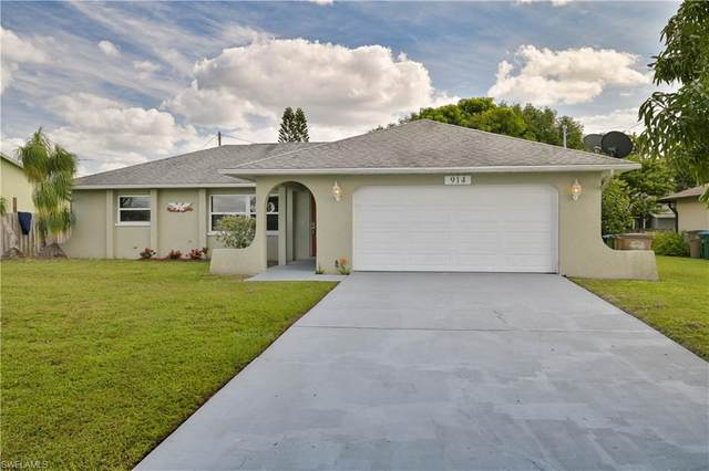 914 SW 35th Terrace, Cape Coral, FL 33914 (MLS #220061813) :: RE/MAX Realty Team