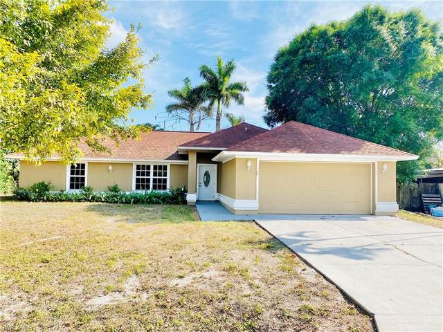 1664 Bates Circle, Fort Myers, FL 33901 (#220061825) :: Jason Schiering, PA