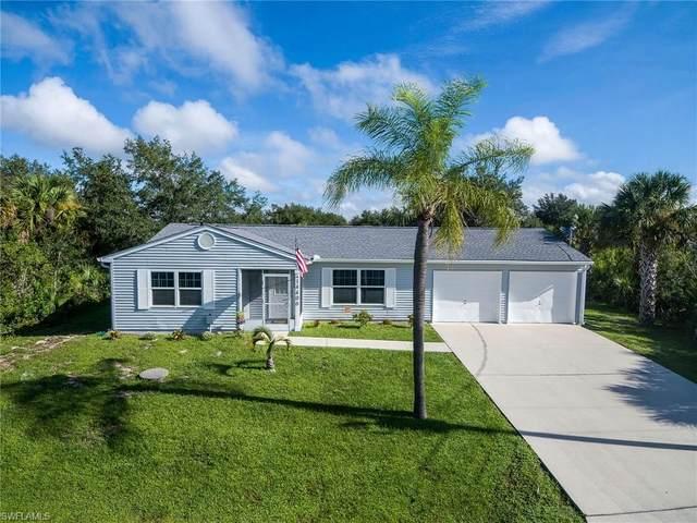 14406 Lillian Circle, Port Charlotte, FL 33981 (#220061848) :: Jason Schiering, PA