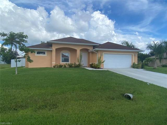1235 SW 4th Court, Cape Coral, FL 33991 (MLS #220061896) :: Florida Homestar Team