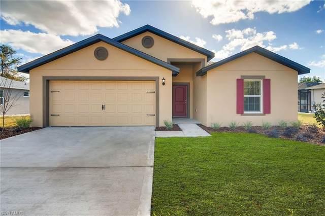 241 Loadstar Street, Fort Myers, FL 33913 (#220061992) :: Jason Schiering, PA