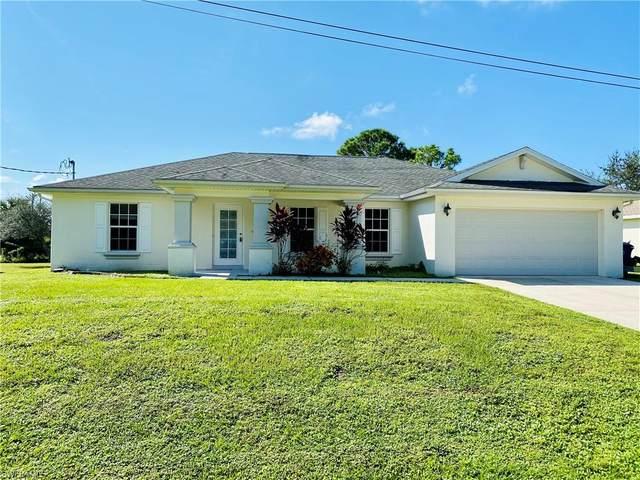 3015 49th Street W, Lehigh Acres, FL 33971 (MLS #220062012) :: Florida Homestar Team