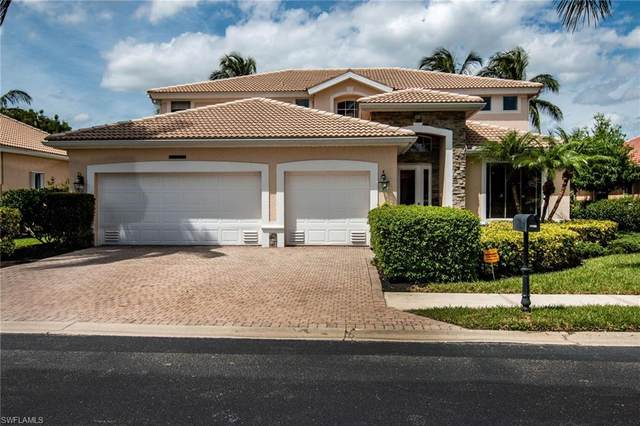 14170 Reflection Lakes Drive, Fort Myers, FL 33907 (MLS #220062124) :: Eric Grainger | Engel & Volkers