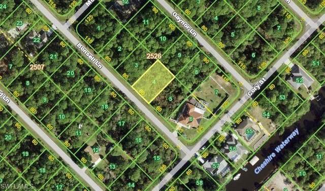 420 Bonsell Lane, Port Charlotte, FL 33953 (MLS #220062190) :: Florida Homestar Team