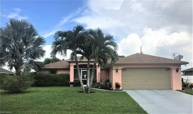 927 SW 33rd Terrace, Cape Coral, FL 33914 (MLS #220062249) :: Dalton Wade Real Estate Group