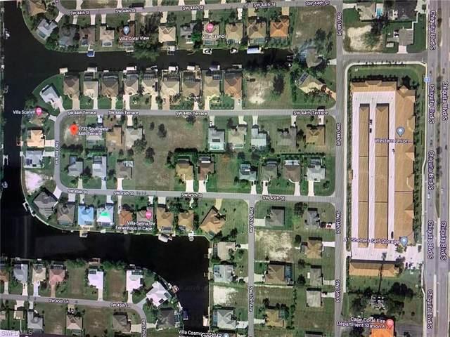 1732 SW 44th Terrace, Cape Coral, FL 33914 (#220062361) :: Caine Premier Properties