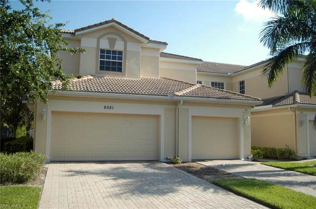 6081 Jonathans Bay Circle #102, Fort Myers, FL 33908 (#220062414) :: The Dellatorè Real Estate Group