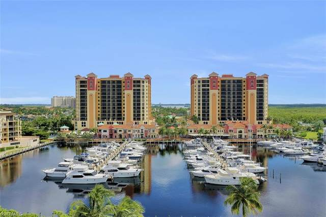 5793 Cape Harbour Drive #713, Cape Coral, FL 33914 (MLS #220062428) :: RE/MAX Realty Team