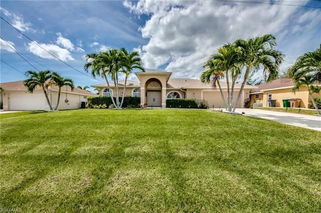 3318 SW 15th Avenue, Cape Coral, FL 33914 (#220062431) :: Caine Premier Properties