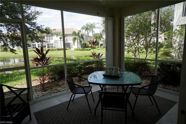 10112 Colonial Country Club Boulevard #201, Fort Myers, FL 33913 (#220062486) :: Caine Premier Properties