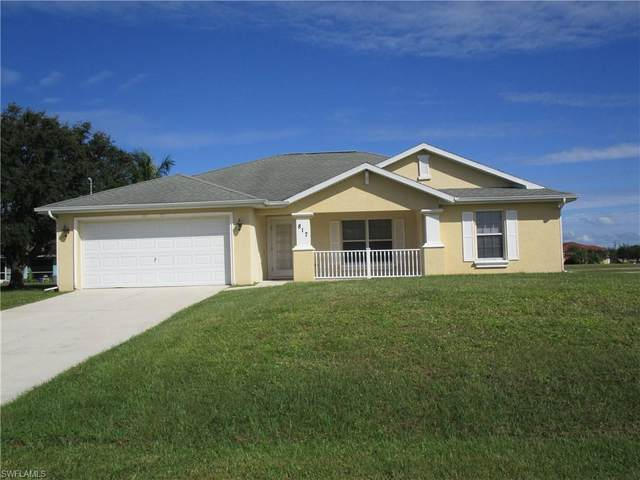 817 SW 37th Terrace, Cape Coral, FL 33914 (MLS #220062533) :: The Naples Beach And Homes Team/MVP Realty