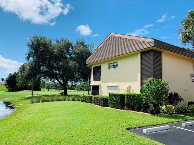 5870 Trailwinds Drive #621, Fort Myers, FL 33907 (MLS #220062552) :: RE/MAX Realty Team