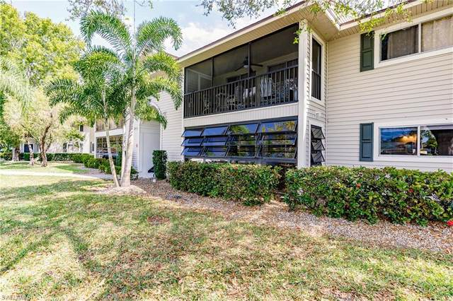 8041 S Woods Circle #4, Fort Myers, FL 33919 (MLS #220062590) :: RE/MAX Realty Team
