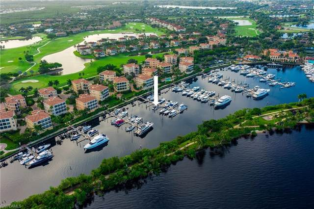 48' G-5 Boat Slip At Gulf Harbour, Fort Myers, FL 33908 (MLS #220062603) :: Domain Realty