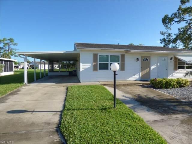 43 Desert Candle Circle, Lehigh Acres, FL 33936 (MLS #220062681) :: Florida Homestar Team