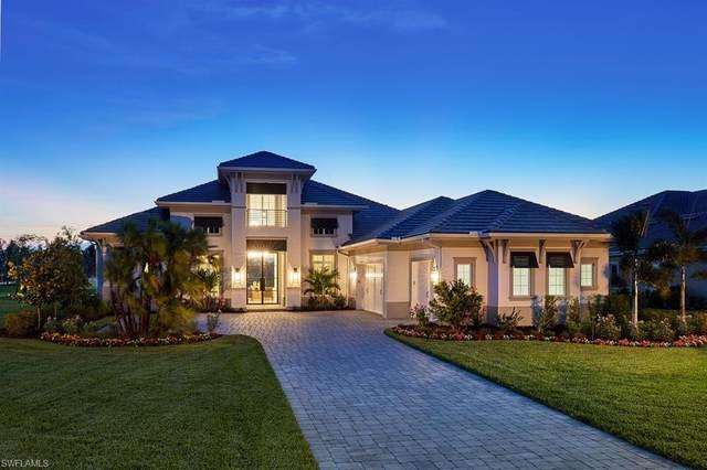 18590 Blue Eye Loop, Fort Myers, FL 33913 (#220063003) :: The Dellatorè Real Estate Group