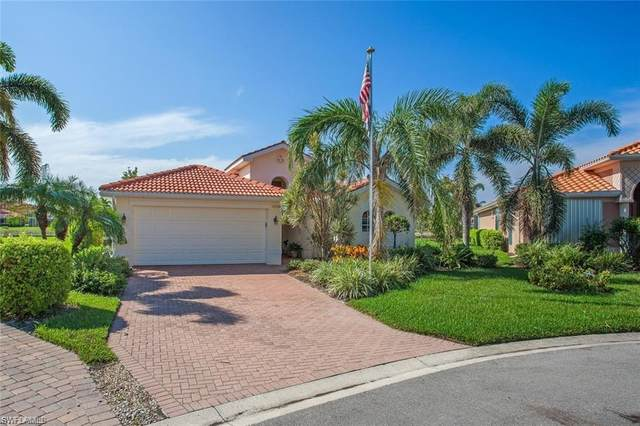 19558 Casa Bendita Court, Estero, FL 33967 (MLS #220063338) :: Kris Asquith's Diamond Coastal Group