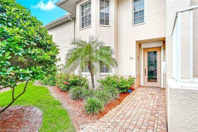 3331 Coconut Island Drive #101, Estero, FL 34134 (MLS #220063380) :: Florida Homestar Team