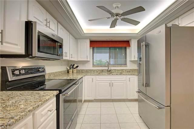 4120 Steamboat Bend E #102, Fort Myers, FL 33919 (#220063387) :: The Dellatorè Real Estate Group