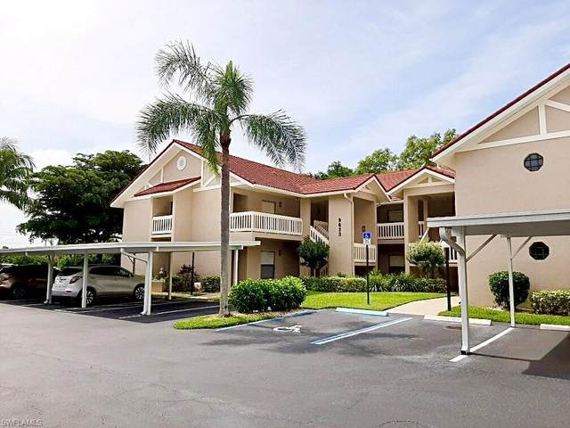 9623 Eaton Gardens Lane #102, Fort Myers, FL 33919 (#220063406) :: Jason Schiering, PA