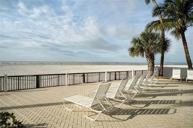 2580 Estero Boulevard #403, Fort Myers Beach, FL 33931 (MLS #220063599) :: Florida Homestar Team