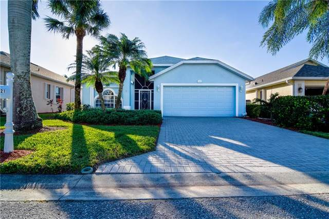 13321 Royal Palm Run, North Fort Myers, FL 33903 (MLS #220063771) :: Clausen Properties, Inc.