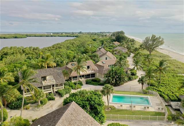 6 Beach Homes, Captiva, FL 33924 (MLS #220063806) :: #1 Real Estate Services