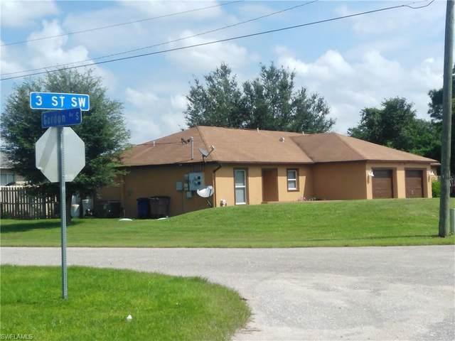 141/143 Gordon Avenue S, Lehigh Acres, FL 33973 (MLS #220063936) :: Kris Asquith's Diamond Coastal Group