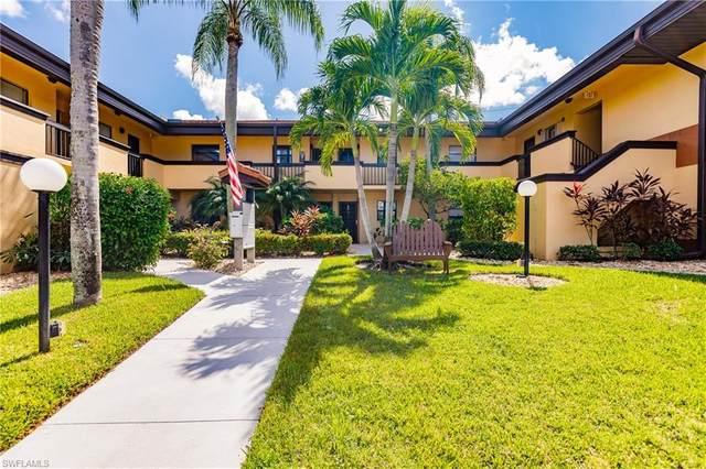 6116 Whiskey Creek Drive #306, Fort Myers, FL 33919 (MLS #220063949) :: Kris Asquith's Diamond Coastal Group